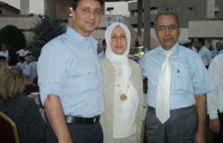 Ankara'daki Kahramanmaraşlılar iftarda buluştu