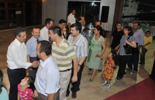 Başkan Poyraz iftarda personelle biraraya geldi