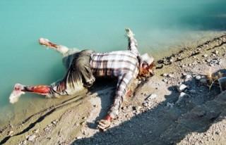FLAŞ: Akarsuda erkek cesedi bulundu!...