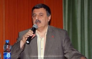 FLAŞ: Nevzat Pakdil 'Cumhurbaşkanı' oldu!...