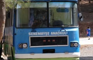 EĞİTİM: İşte bu da mobil 'Otobüs Anaokulu''