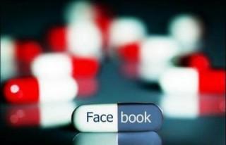 İnternette 'Facebook' bağımlılığı...