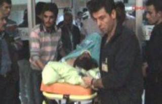 3 kişi öldü, 2'si ağır 4 kişi yaralandı...
