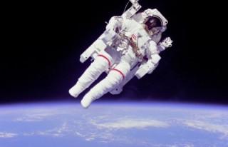 FLAŞ: Uzay tarihinde bir ilk!