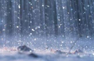 Yağışlar etkisini sürdürecek...