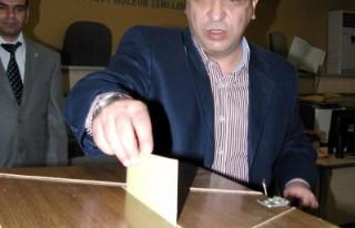 Kahramanmaraş'ta da HSYK seçimleri yapıldı...