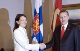 Erdoğan: Türbanda gerekli çoğunluk yok