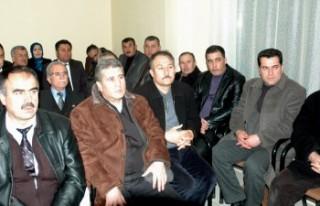 AK Partili Sıtkı Güvenç: Bütün işimiz hizmet'