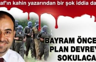 Taraf yazarı Uslu'dan ŞOK iddia!...