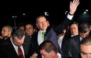 Mısır'da Erdoğan coşkusu...