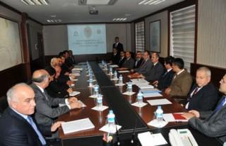 Tarımsal Yatırım ve Üretim Stratejisi tanıtıldı..