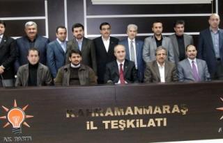 Ak Parti Merkez İlçe'de, ilk aday çıktı meydane...
