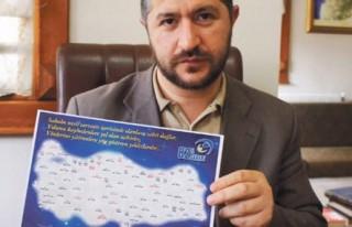 Türkiye'nin 'sahabe' haritası çıkarıldı..