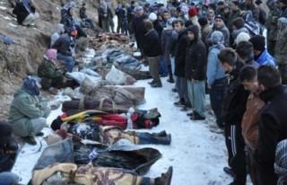 Irak sınırında hava operasyonu: 20 ölü var!..
