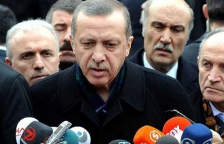 Başbakan Erdoğan'ı kızdıran manşet!..