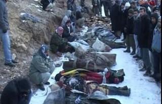 Sınırda ölen 35 kişi için tazminat yolda...