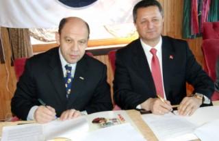 MADO, 'Sosyal Sorumluluk Protokolü' imzaladı..