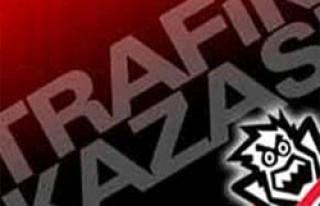 Pazarcık ilçesinde trafik kazası: 1 ölü..