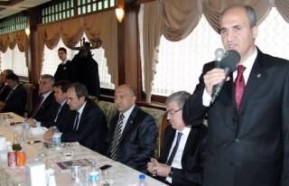 AK Parti Merkez İlçe Kongresi 7 Ocak'ta yapılacak..