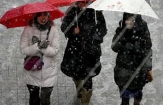 İşte Türkiye'nin en soğuk yeri: Boğazlıyan.....