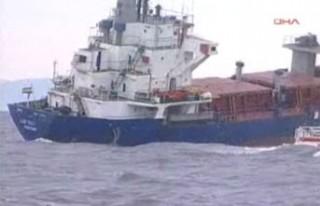 İstanbul Boğazı'nda 3 gemi çarpıştı!
