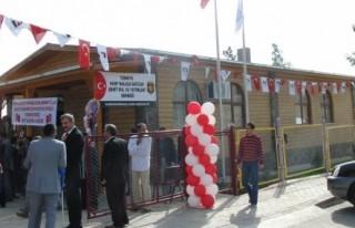 Harp Malulü Gaziler ve Şehitler Derneği kongresi......