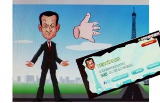 Sarkozy'ye Osmanlı tokadı atmak ister misiniz?