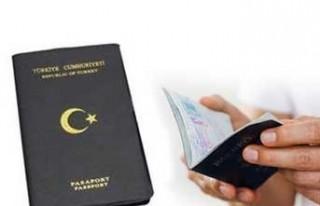Yoğun pasaport talebi yaşanıyor...