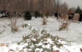 Kahramanmaraş'a da kar yağışı bekleniyor!