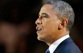 ABD Başkanı Obama, seçimi ikinci kez kazandı...
