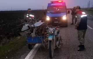 Türkoğlu'nda trafik levhası hırsızlığı…