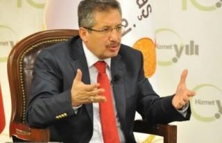 Başkan Poyraz milletvekillerine nasıl gönderme...
