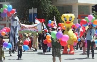 2. Çocuk Oyunları Türkiye Şampiyonası..