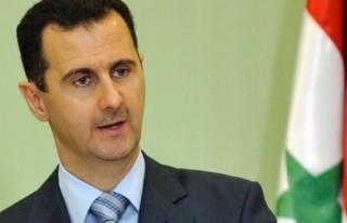 Beşşar Esad Nusayri devletini kuruyor..