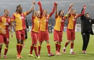 Galatasaray, Süper Kupa hazırlıklarını tamamladı
