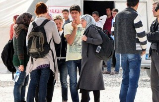 Suriyeli öğrenciler Türkiye'de okula başlıyor