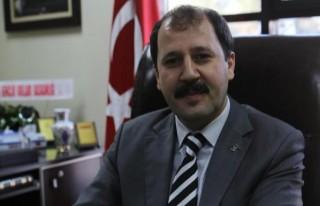 AK Parti'nin yeni il yönetimi kamuoyuna tanıtıldı