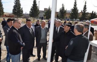 MHP Kılılı Seçim Bürosu Coşkuyla Açıldı