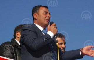 MHP Afşin Seçim Bürosu Törenle Açıldı