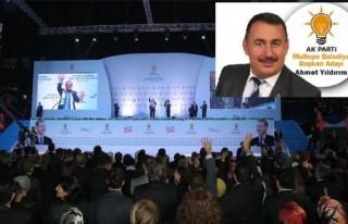AK Parti'nin aday adayı CHP'ye geçti