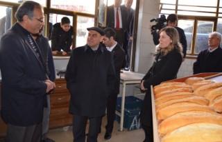 Akgemci'ye Sakarya esnaflarından destek sözü