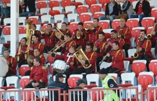 Büyükşehir Belediyespor:1 – Ankara Demirspor:2