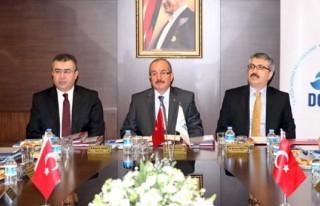 DOĞAKA 56. toplantıyı Osmaniye'de yaptı