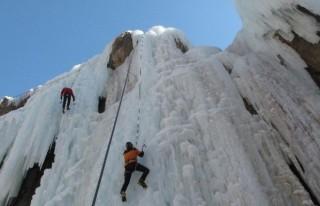 Türk Sporcular Buz Dağlarını Fethetti