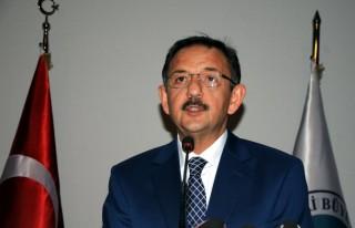 Kayseri'ye Türkiye'nin