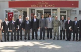 Türkoğlu'nda STK temsilcilerine başarı belgesi