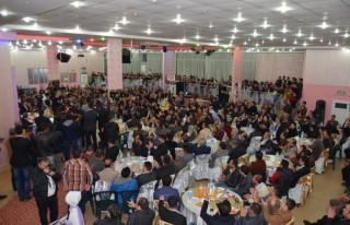 BBP'den MHP'ye Büyük Katılım