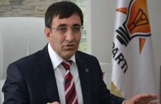 Kalkınma Bakanı Cevdet Yılmaz Malatya'da