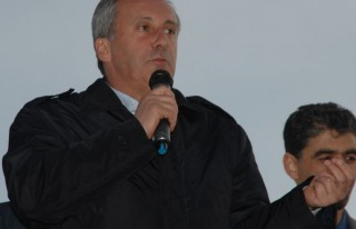CHP'li İnce Kahramanmaraş'ta