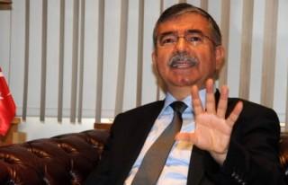 Savunma Bakanı Yılmaz:'Saldırı olursa karşılığını...